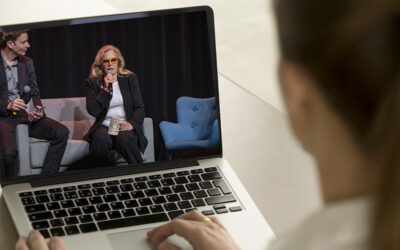 Rencontre Virtuelle avec Sylvie le 26 avril 2021