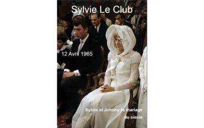 Il y a 56 ans : Le mariage de Sylvie et Johnny