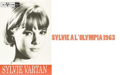 Sylvie Vartan Olympia 1963  Du 04/04 au 28/04