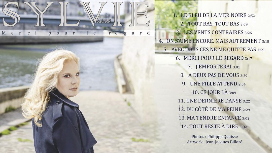 Nouvel album sortie le 1 er Octobre 2021 «Merci pour le regard»